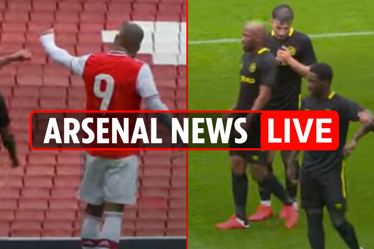 11am Arsenal news LIVE: Partey-Lacazette swap if Aubameyang stays, Jovic transfer UPDATE, Cedric Soares to leave