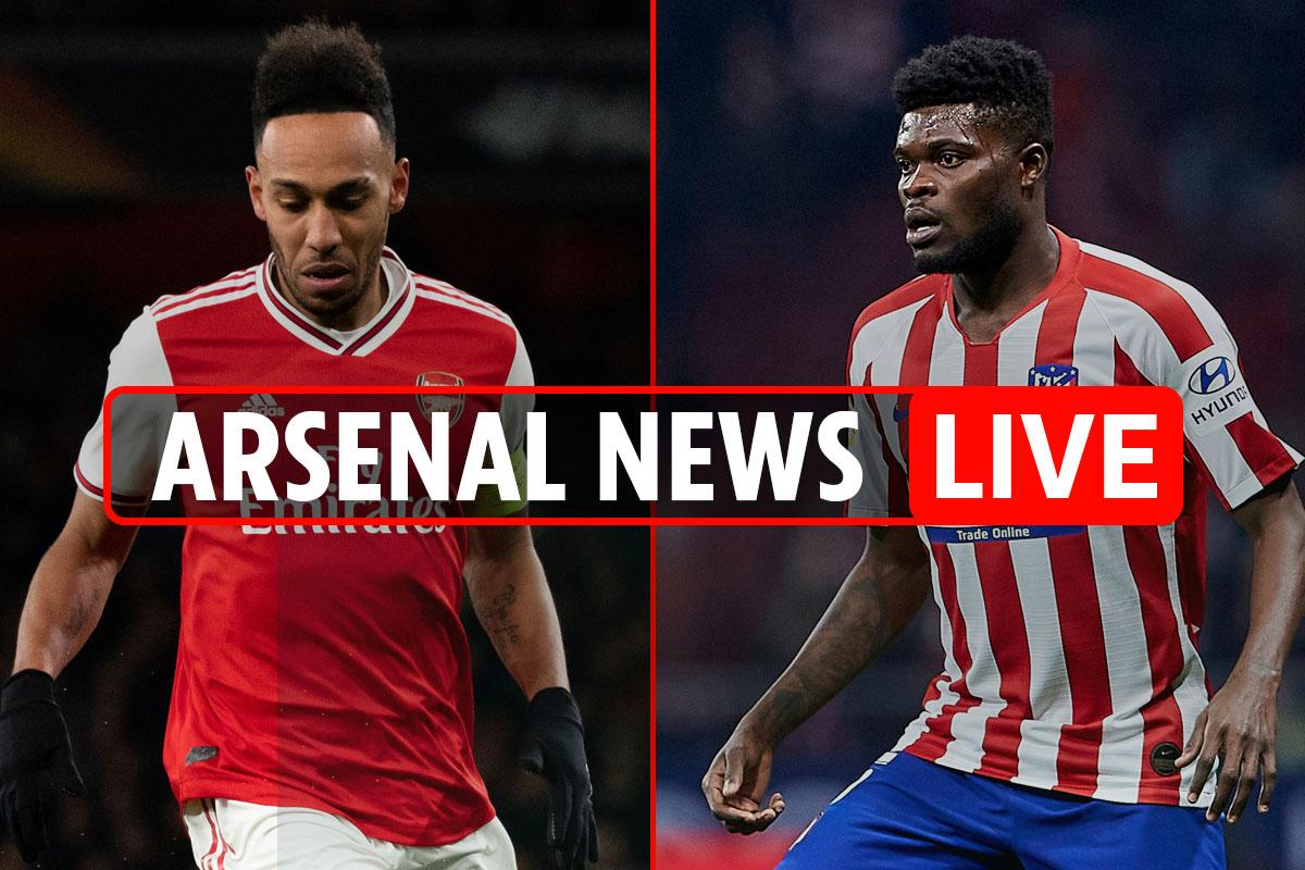 11am Arsenal news LIVE: Thomas Partey urged to join Arsenal by team-mate, Aubameyang transfer LATEST, Gunners kit leak