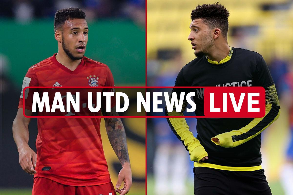 11pm Man Utd news LIVE: Tolisso £31m transfer talks, Sancho 'will join', Ronaldo wanted, Saul Niguez LATEST
