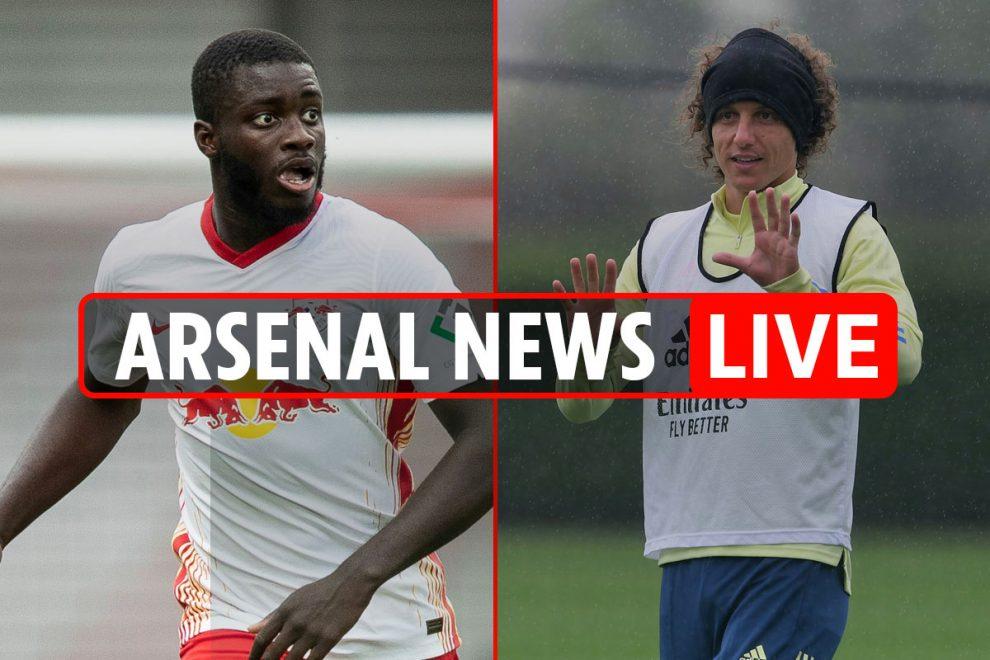 12pm Arsenal news LIVE: Lacazette blasted for attitude, Arteta suggests Guendouzi wants to leave, Partey transfer LATEST
