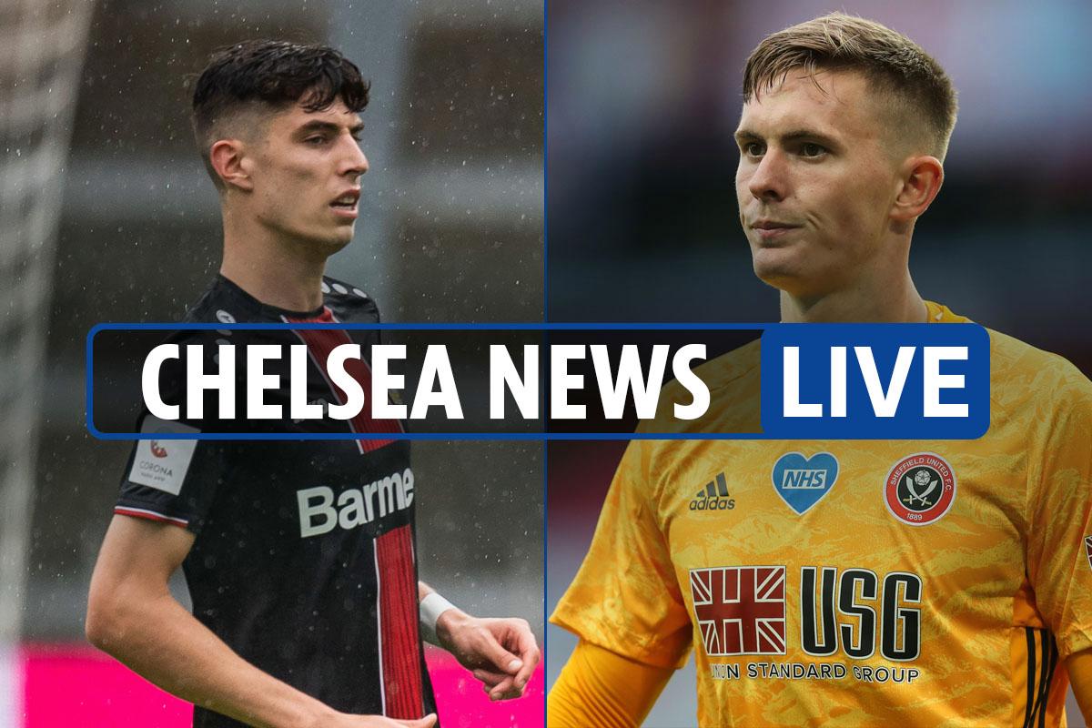 12pm Chelsea news LIVE: Havertz bid SUBMITTED, Henderson transfer UPDATE, Pjanic-Jorginho exchange rejected