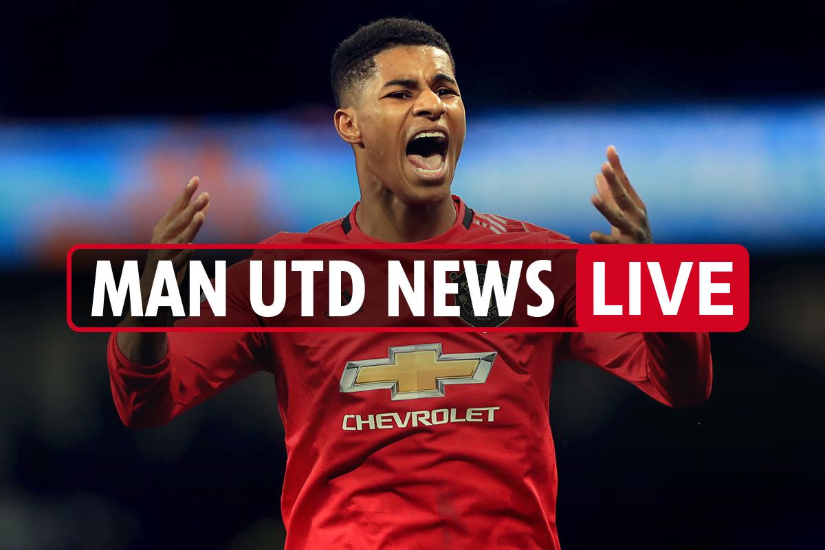 6pm Man Utd news LIVE: Rashford 'agreed' Barca transfer, Utd leading Havertz race, Ighalo CONFIRMED, Sancho LATEST
