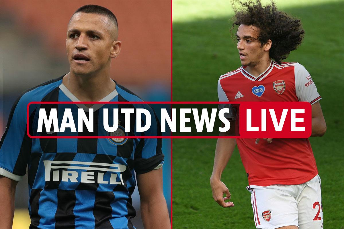 7am Man Utd news LIVE: Guendouzi £36m transfer, Sanchez to Spurs, Sancho LATEST, Neville 'leaves Twitter'