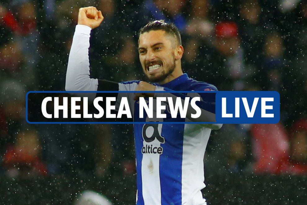8am Chelsea news LIVE: Abramovich to make TWO 'marquee signings', Telles transfer LATEST, Willian update, Pedro to Juve
