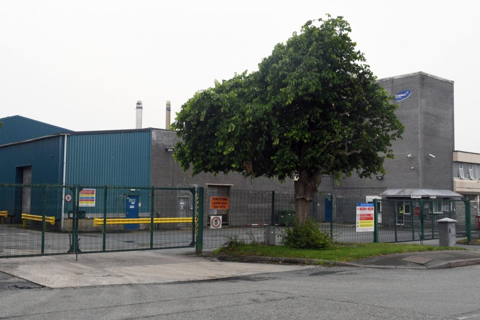 At least 158 workers test positive for coronavirus at chicken processing plant in Wales sparking local lockdown fears