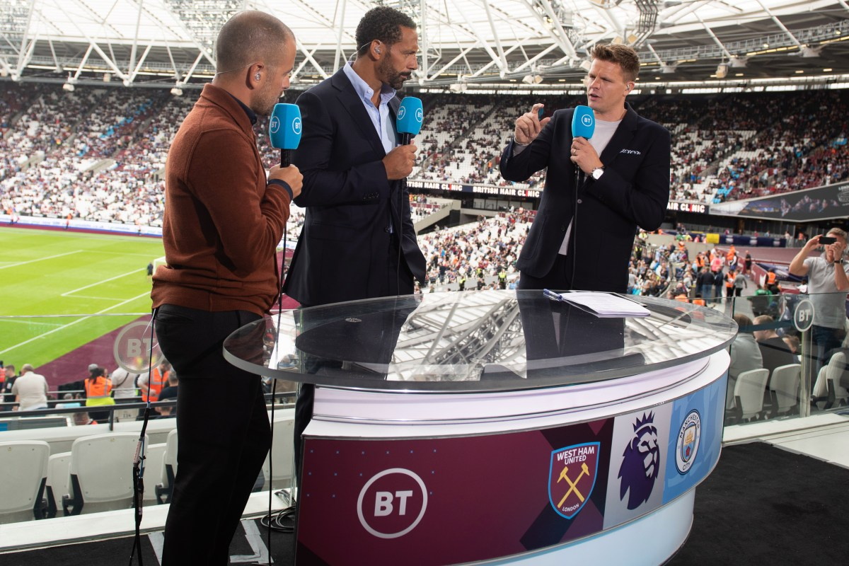 Big BT Sport deal – All 92 remaining Premier League games for £20 a month
