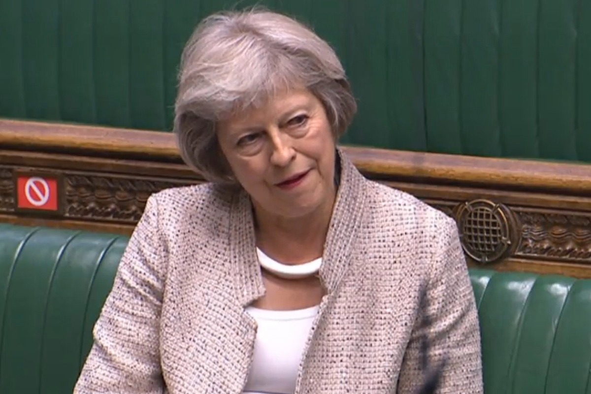 Brexit latest updates: Theresa May slams David Frost ahead of UK and EU trade talks as banks predict chances of No Deal