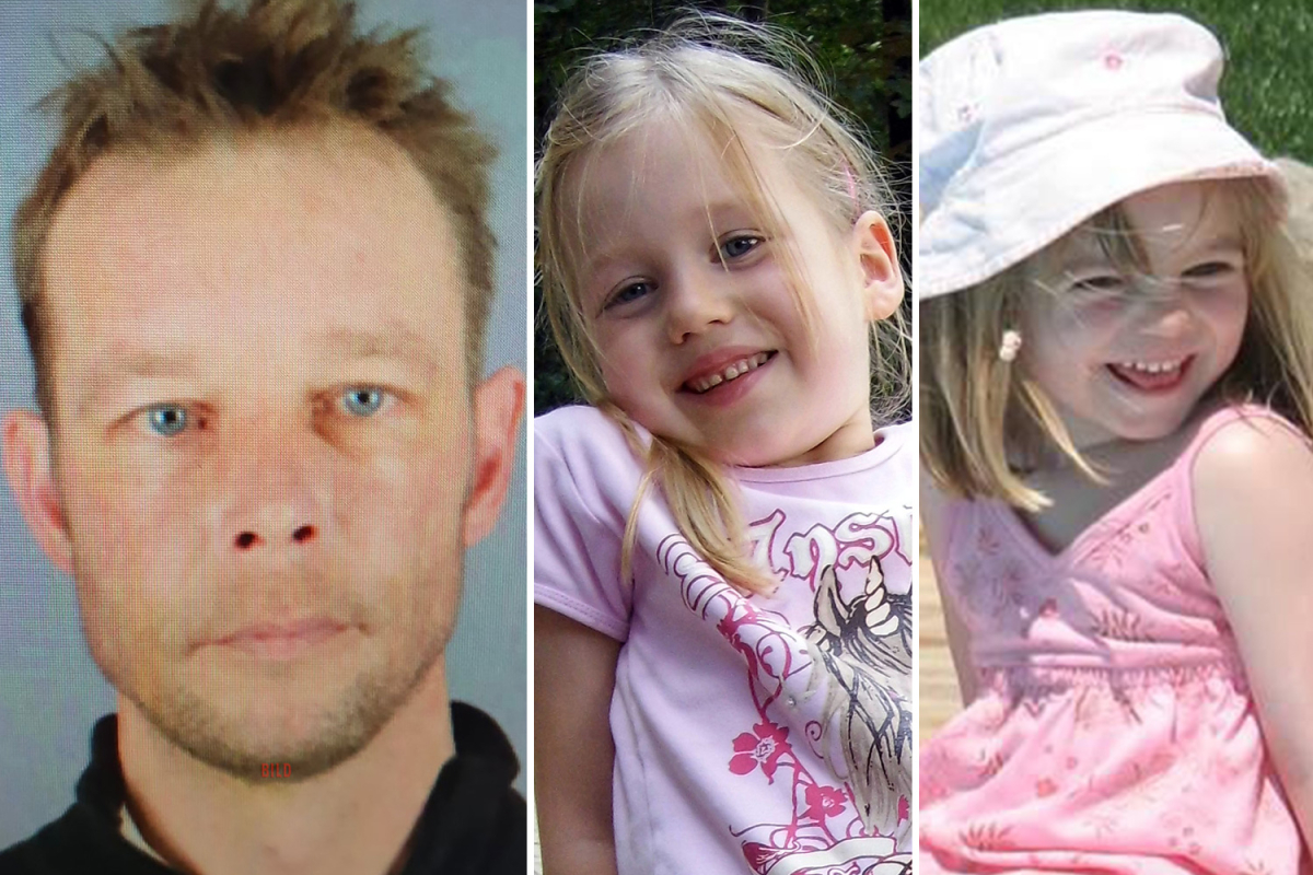 Cops hunting a missing girl dubbed 'German Maddie' reopen probe into Madeleine McCann prime suspect Christian B