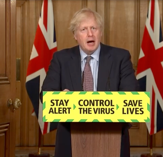 Coronavirus UK LIVE: Boris Johnson hopes test and trace will prevent second wave as deaths rise to 39,728