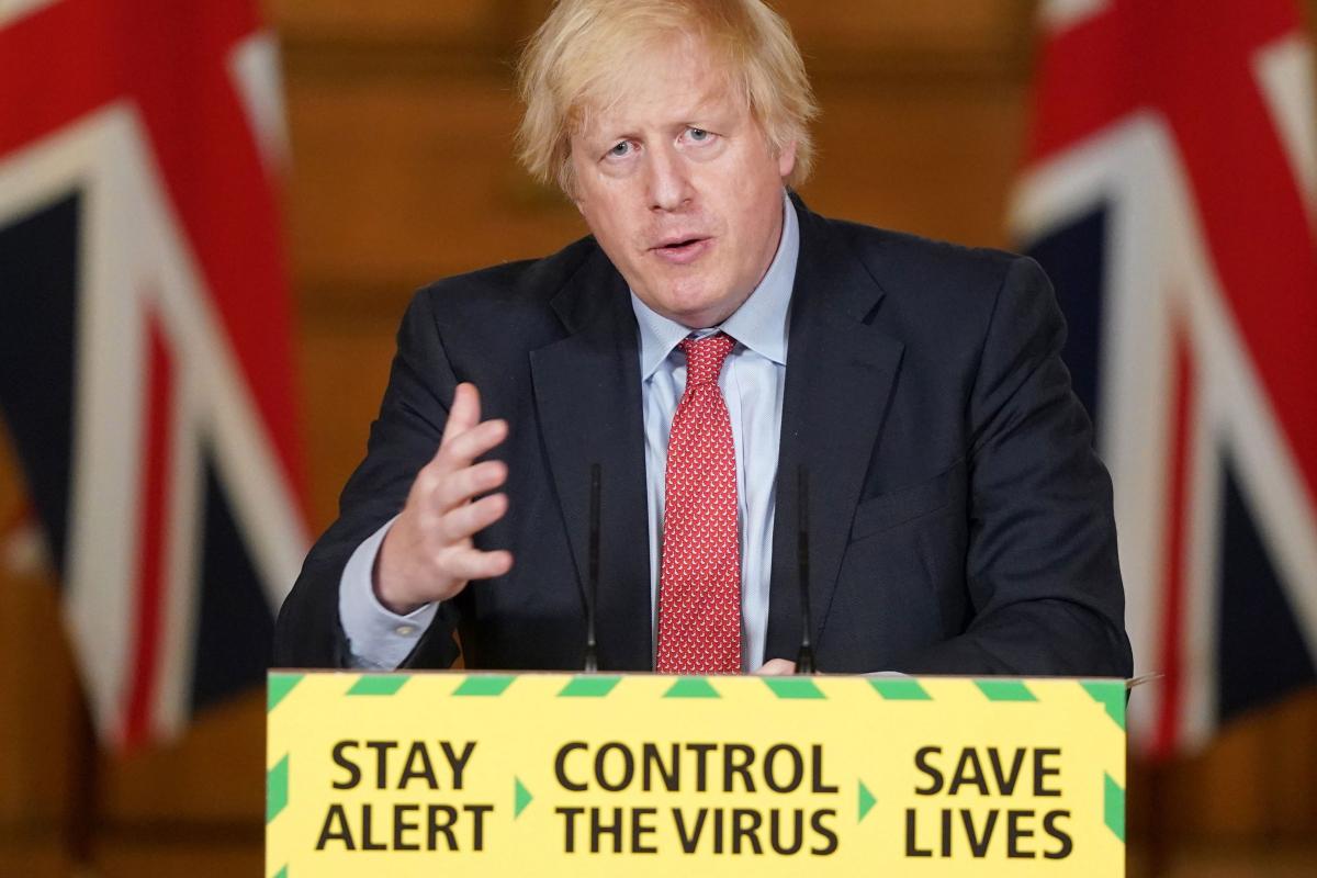 Coronavirus UK LIVE: Boris Johnson scraps sex ban and introduces 'social bubble' for single people as deaths hit 41,128
