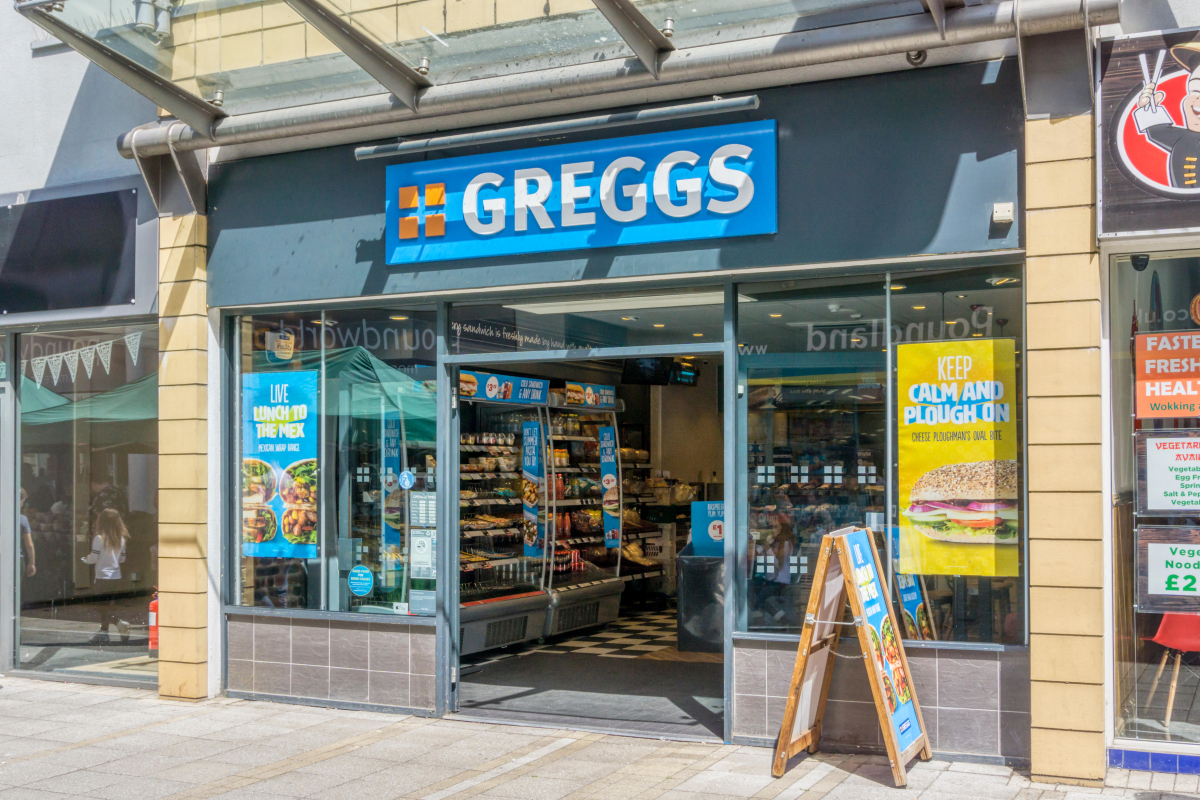 Coronavirus UK LIVE: Greggs opening more branches today as deaths hit 42,153 and two-metre rule relaxed for firms