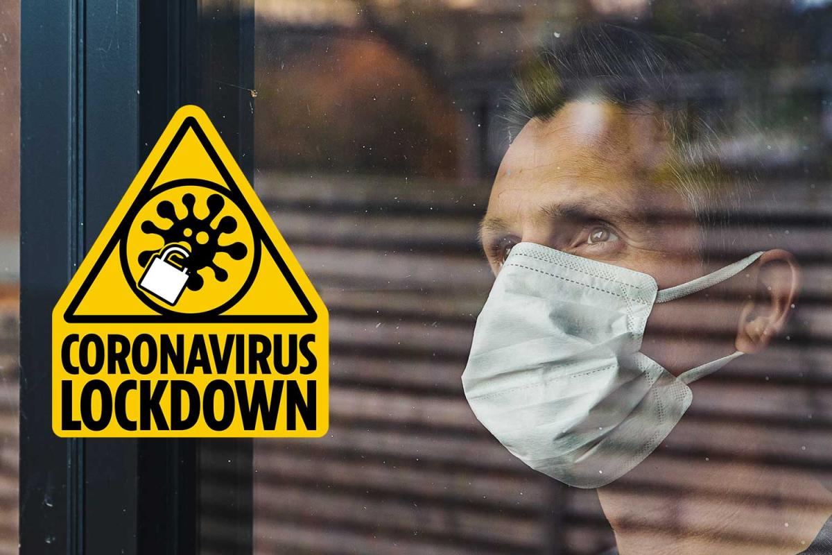Coronavirus UK LIVE: New lockdown rules start today as deaths hit 38,489 and 200k daily test target met
