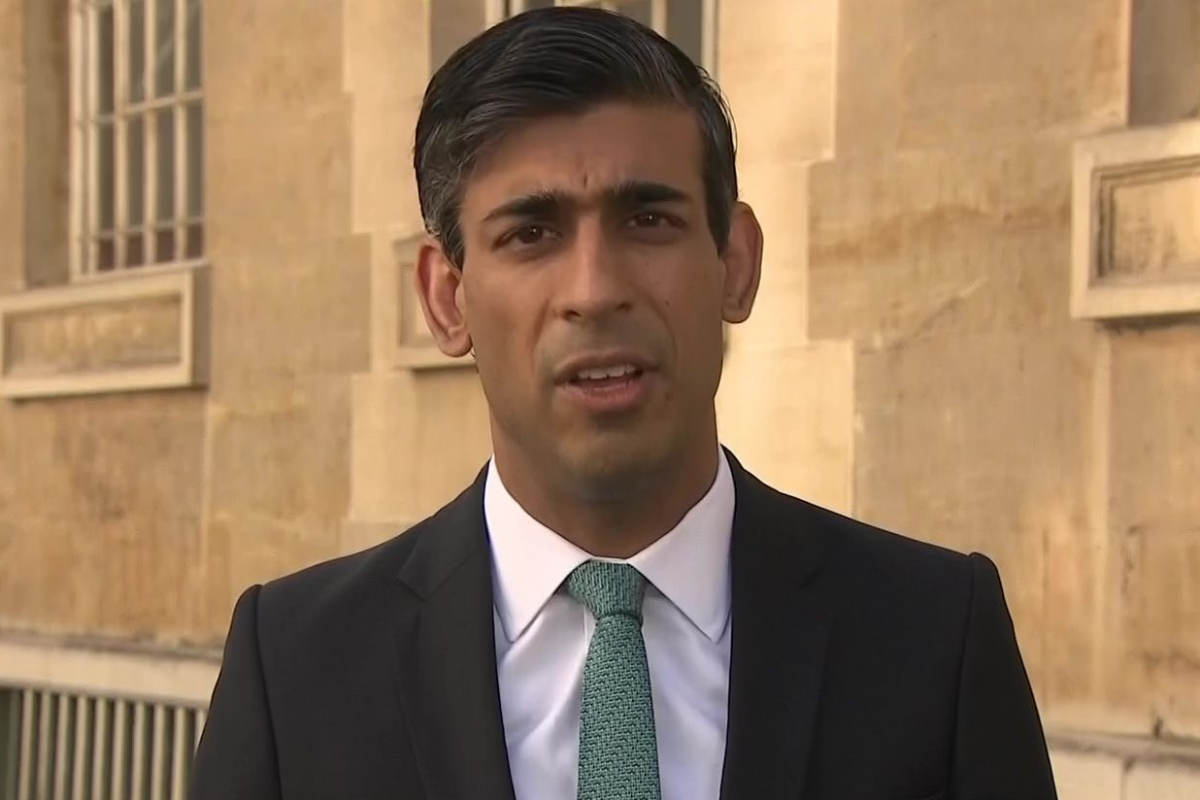Coronavirus UK LIVE: Rishi Sunak says 2m distancing rule 'under review' as shops reopen tomorrow and deaths hit 41,662