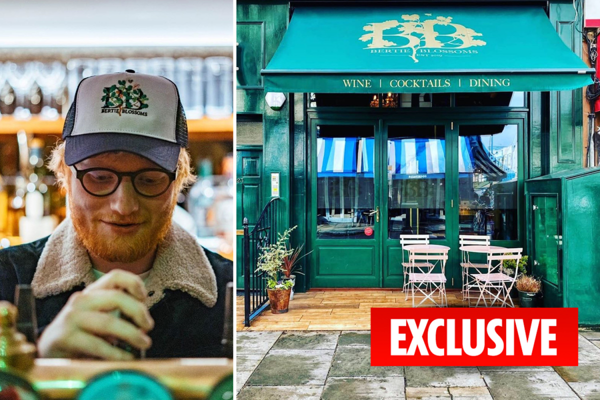 Ed Sheeran re-opens his restaurant for takeaways… but fans might not like the prices