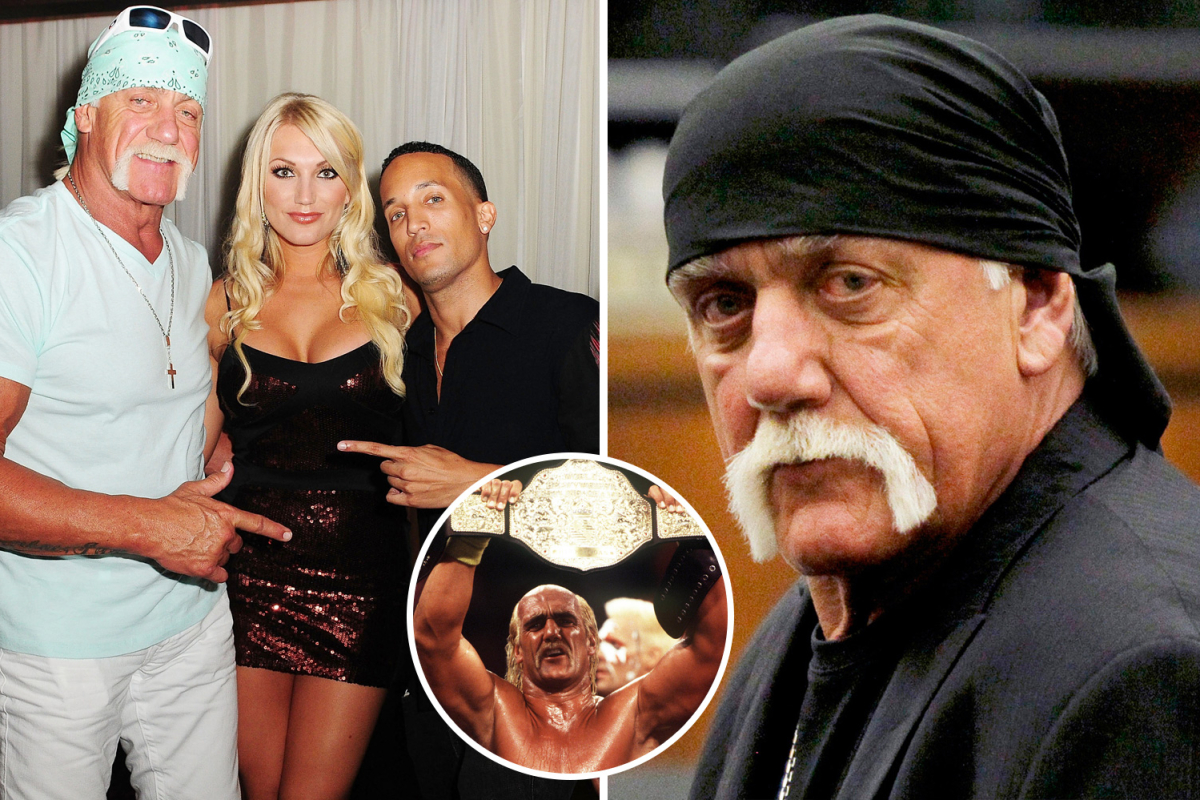 Hulk Hogan's crazy life – from sex tape with best friends' wife to having a gun pulled on him by Harley Race in WWE