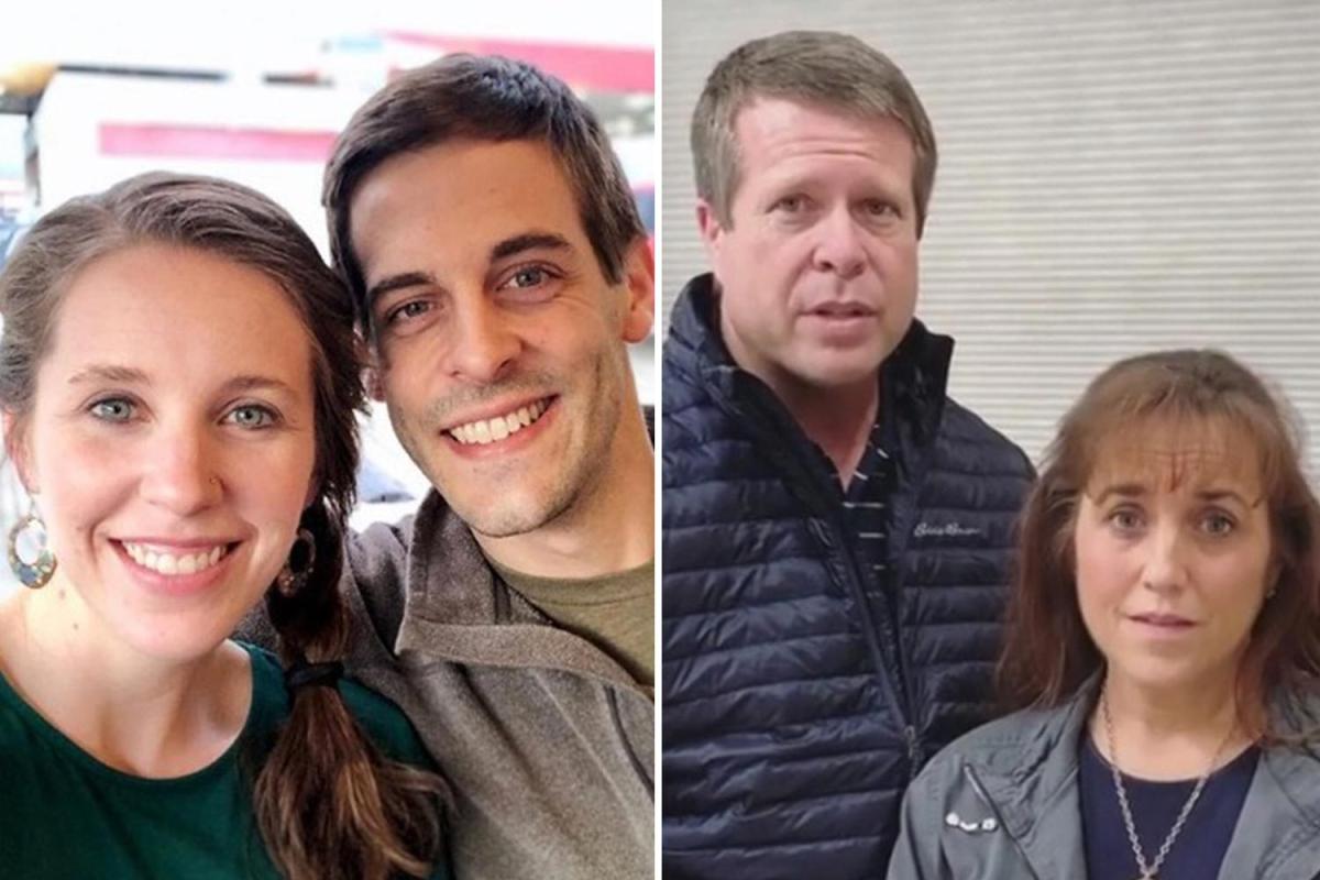 Jill Duggar's husband Derick Dillard admits 'broken' relationship with her parents has been 'difficult'