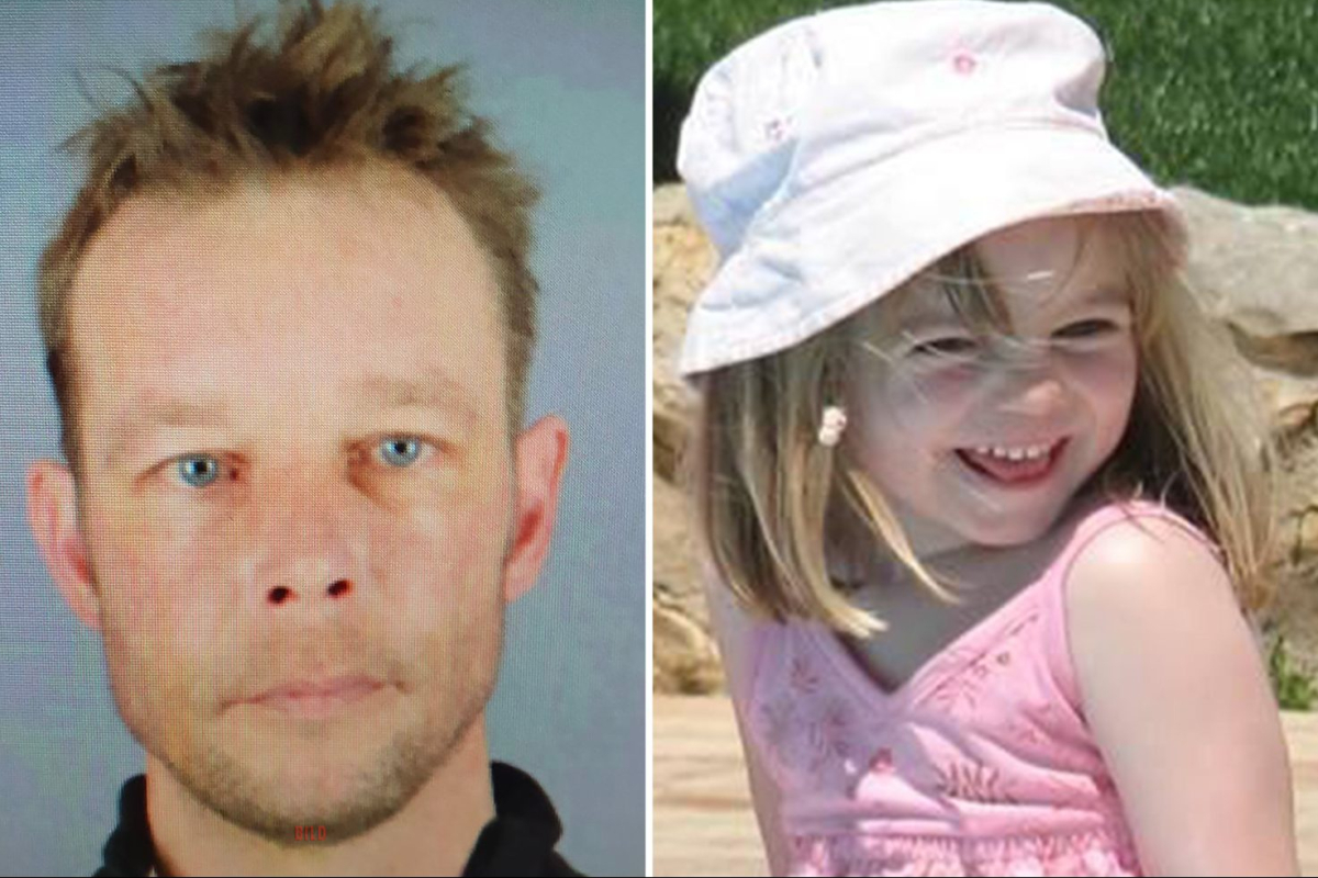 Madeleine McCann news: Suspect told pal he snatched Maddie as he's linked to murder of German girl and boy
