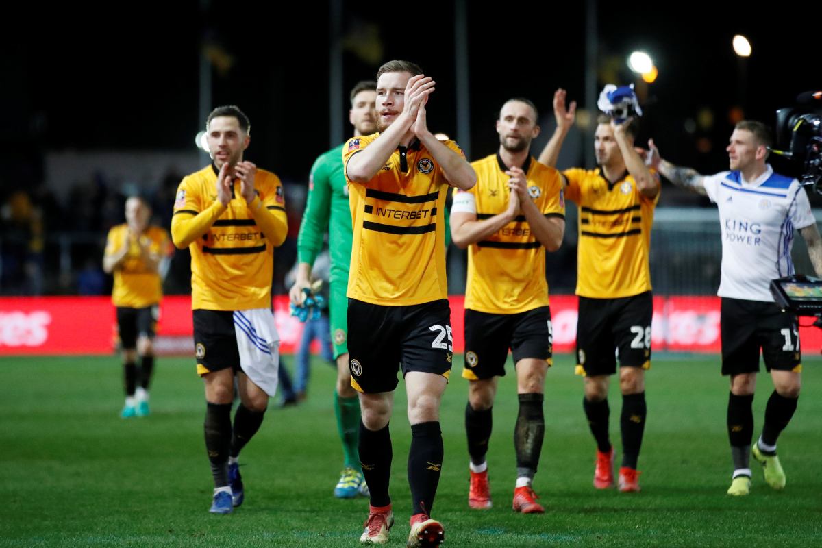 Newport County captain Mark O'Brien forced to retire immediately aged 27 ahead of heart surgery