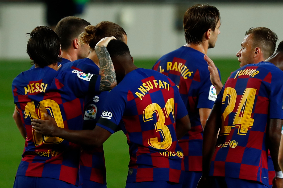 Sevilla 0-0 Barcelona LIVE: How to watch FREE live stream, TV channel, kick-off time and team news for La Liga match