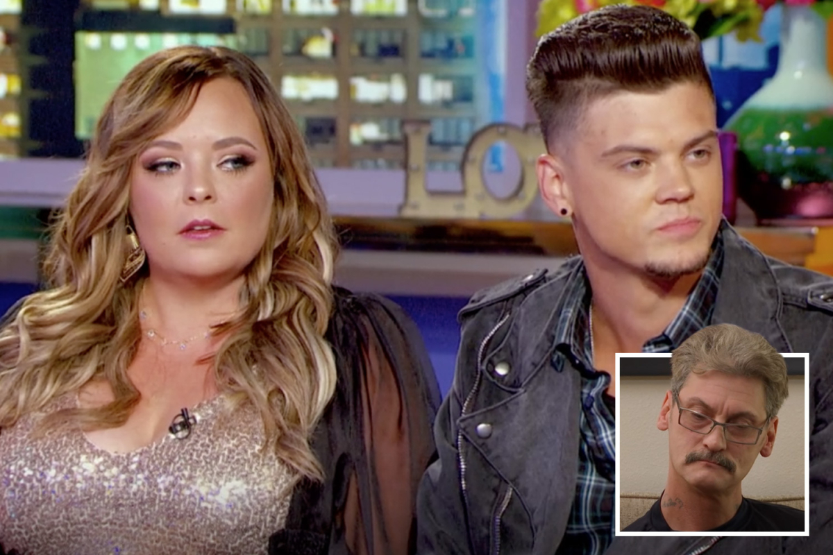Teen Mom star Tyler Baltierra's troubled dad and Catelynn Lowell's father-in-law arrested in Michigan
