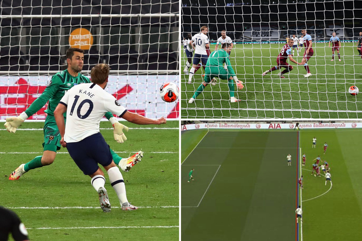 Tottenham 2 West Ham 0: Harry Kane scores first goal in six months after injury hell as Spurs edge closer to top four