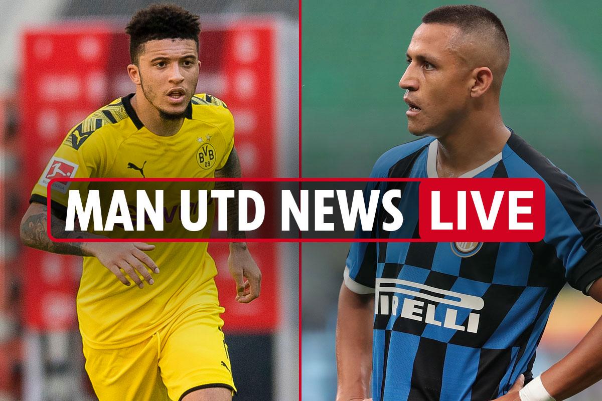 11pm Man Utd transfer news LIVE: Sancho bid REJECTED by Dortmund, Sanchez for Perisic, Grealish LATEST, Pogba staying