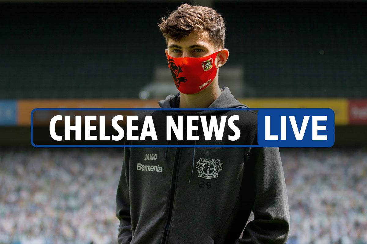 12.15pm Chelsea news LIVE: Havertz tells Leverkusen he 'wants London transfer', Abraham eyes £130,000-a-week contract