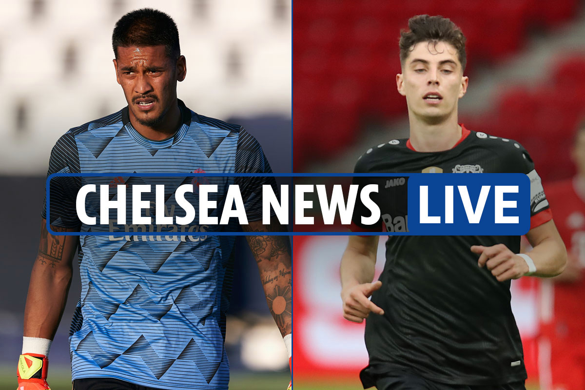 12pm Chelsea transfer news LIVE: Havertz to meet Cech, Areola buys London house, Dean Henderson offered £170k-a-week