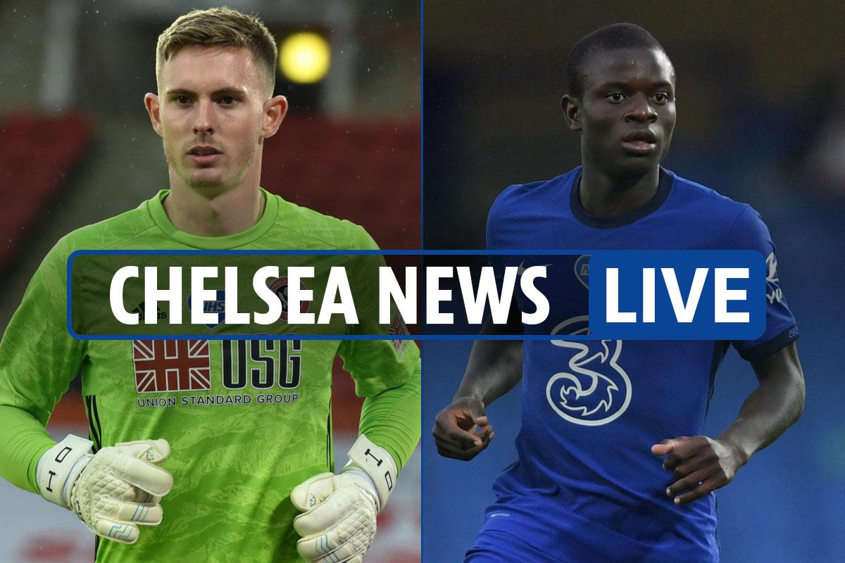 7.45am Chelsea transfer news LIVE: Dean Henderson offer, Kante free to leave, Havertz LATEST