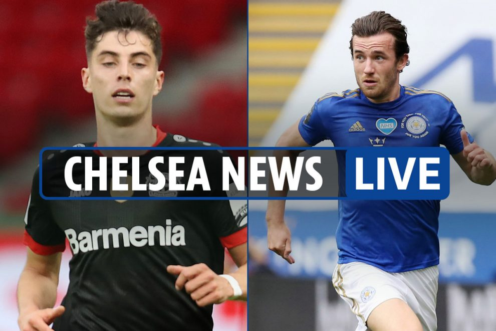 8am Chelsea transfer news LIVE: Havertz LATEST, Chilwell BOOST as Rodgers admits he may leave Leicester, Rudiger update