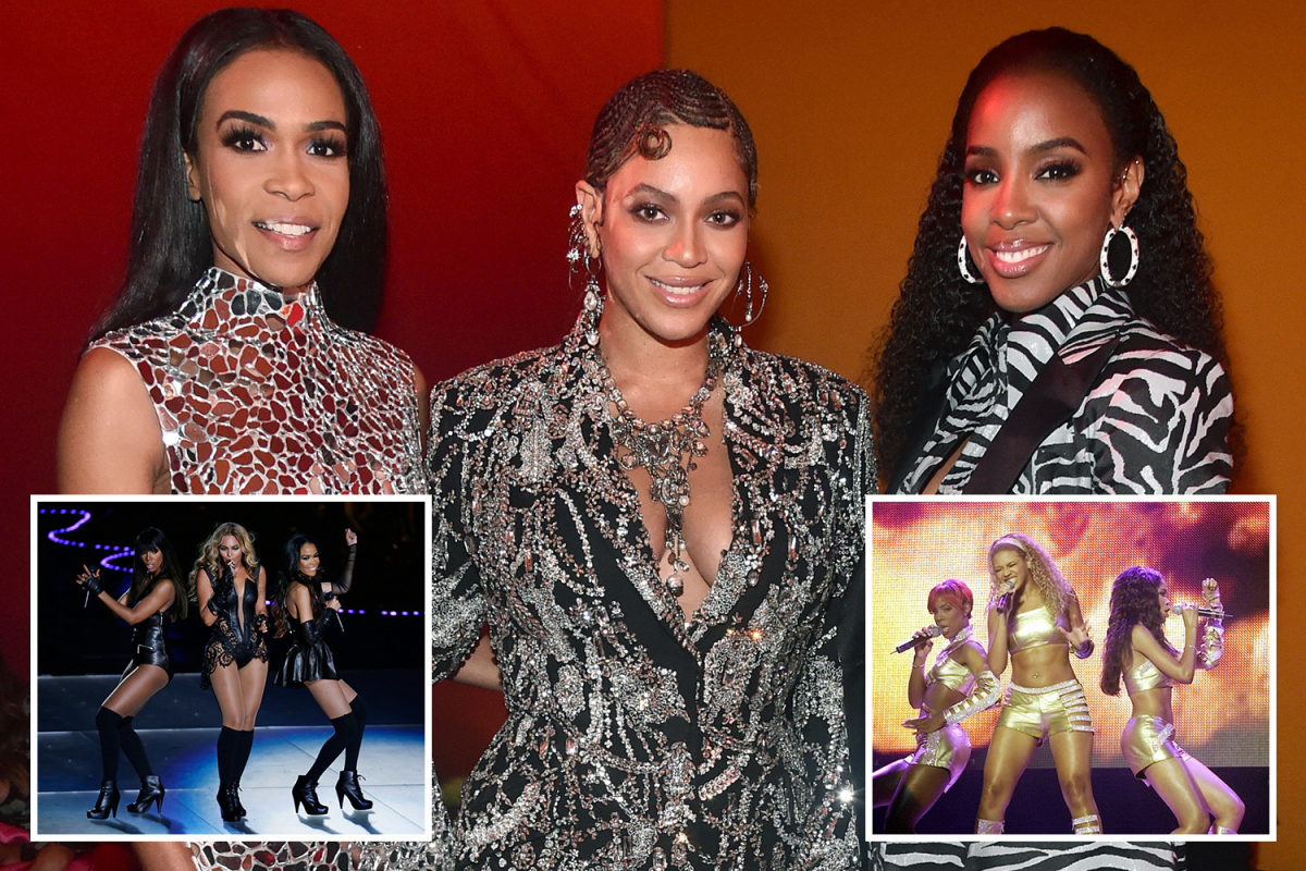 Beyonce's bandmate Kelly Rowland says she felt 'overshadowed' by star for 'a whole decade'