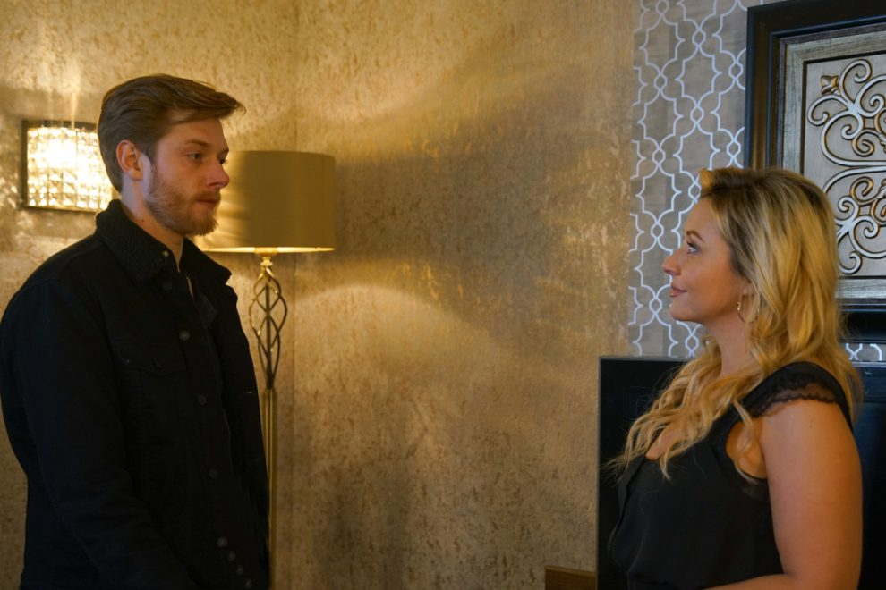 Coronation Street: Daniel Osbourne's exit explained as escort Nicky has second thoughts about the widower