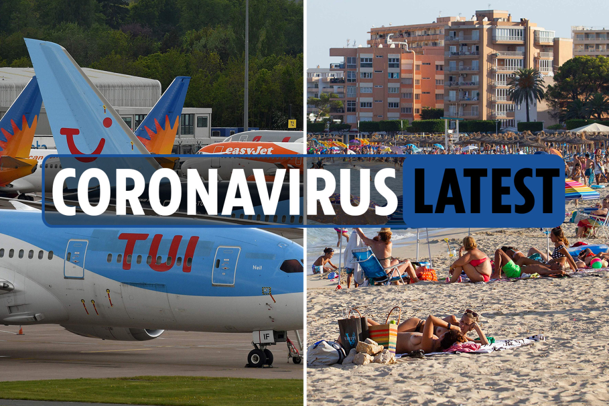 Coronavirus Spain news LIVE: Boris defends quarantine rules and Germany worried about new cases as UK deaths hit 45,878