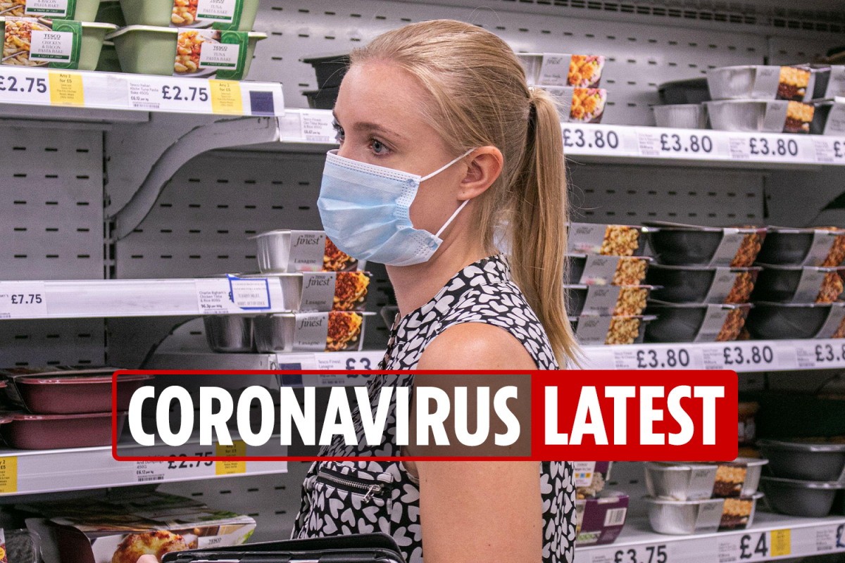 Coronavirus UK latest news: Gyms, swimming pools and leisure centres reopen TODAY as deaths hit 45,677 – LIVE updates