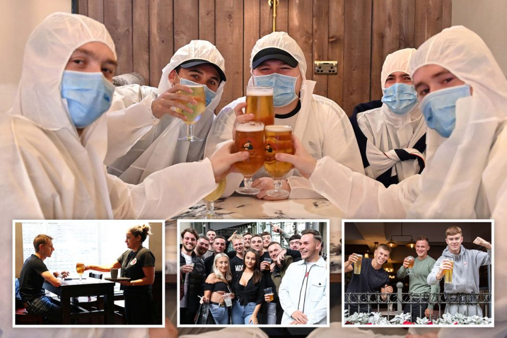Coronavirus UK latest news LIVE: 'Super Saturday' pub openings spark fears of second spike as death toll hits 44,198