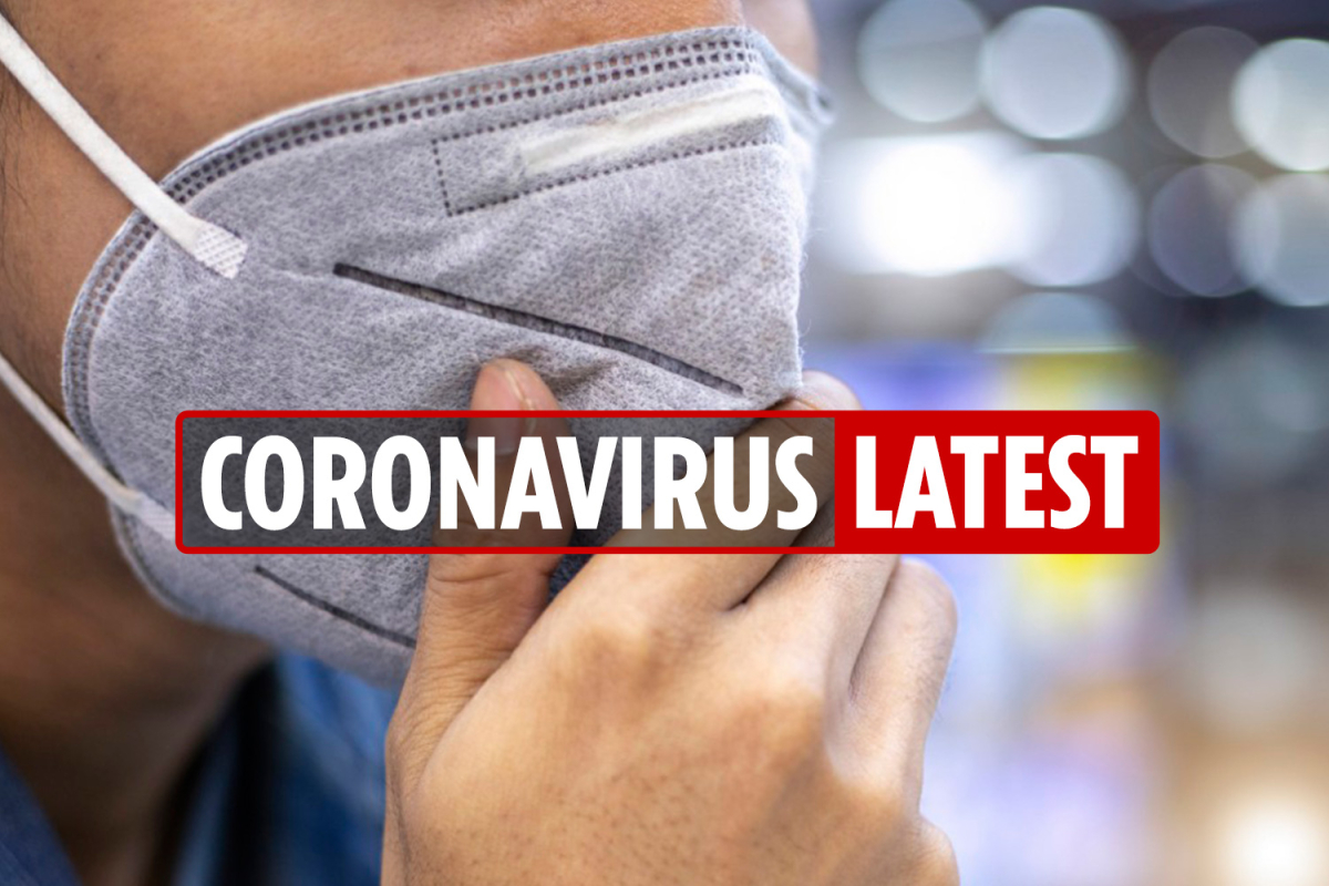 Coronavirus UK latest news: Potential cluster in Lanarkshire after rise in cases as deaths in Britain hit 45,300