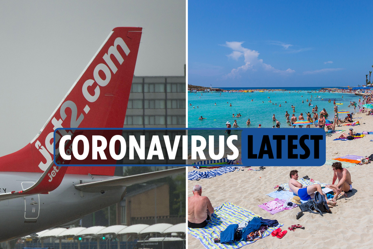 Coronavirus travel news LIVE: 11 more European countries join Spain in rise in cases as 'second wave sweeps Europe'