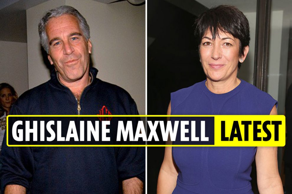 Ghislaine Maxwell news: Socialite believes Jeffrey Epstein was murdered and acted like 'cool sister' claims Maria Farmer