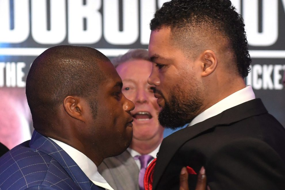 Joyce vs Wallisch LIVE RESULTS: Stream FREE, TV channel, UK start time and undercard for TONIGHT