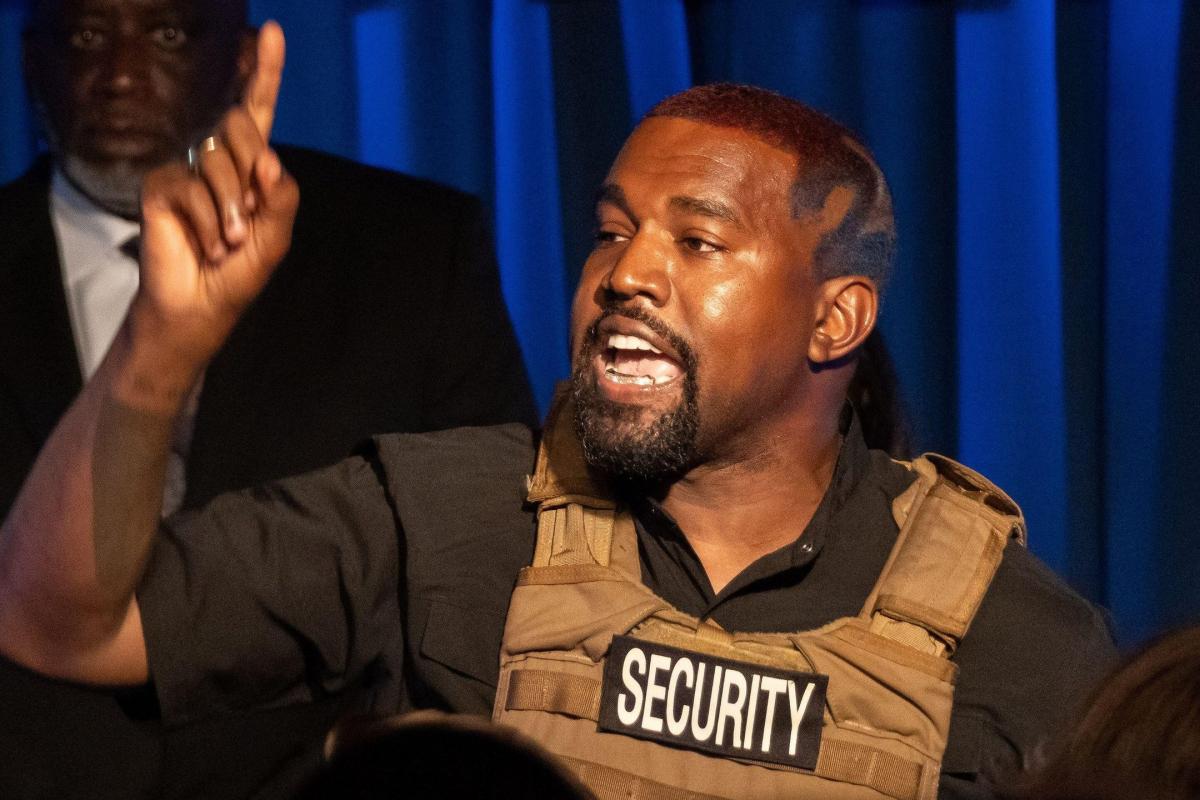 Kanye West latest news: Rapper tells Kim Kardashian he'll spill family secrets if she tries to 'lock him up' – LIVE
