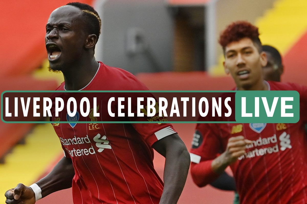 Liverpool trophy presentation LIVE – Liverpool 5 Chelsea 3: Klopp's men ready to lift trophy after stunning performance