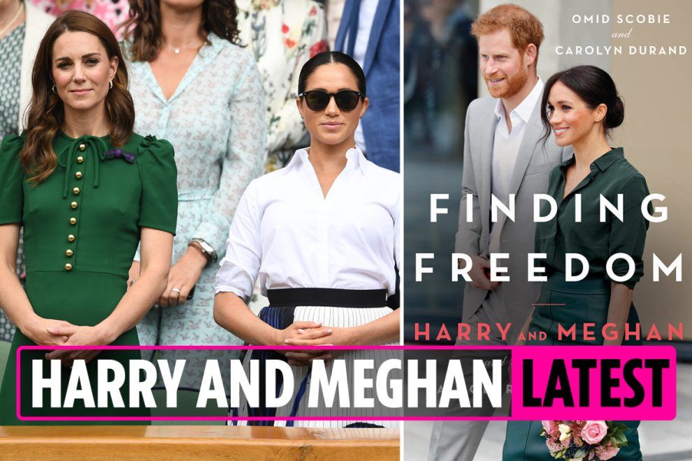 Meghan Markle and Prince Harry latest news: Duchess and Kate Middleton 'were never friends', claims bombshell book