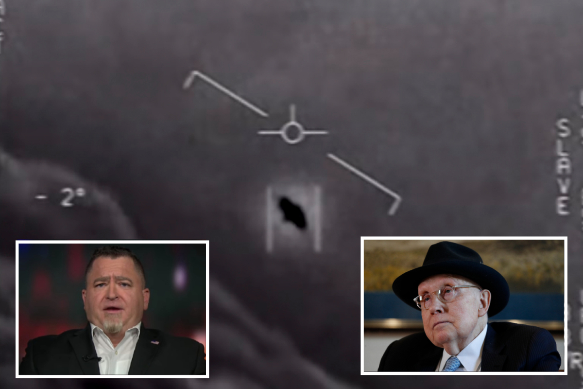 Pentagon UFO-hunters STILL working despite saying they'd disbanded in 2012 & could make findings public every six months