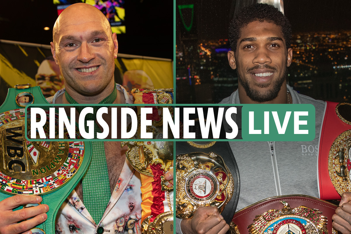 Ringside news LIVE: Joe Joyce beats Michael Wallisch, Darren Till loses to Robert Whittaker, Mike Tyson LATEST