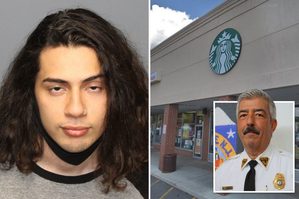 Starbucks worker admits spitting in cops' coffees and had even boasted about it, police chief says
