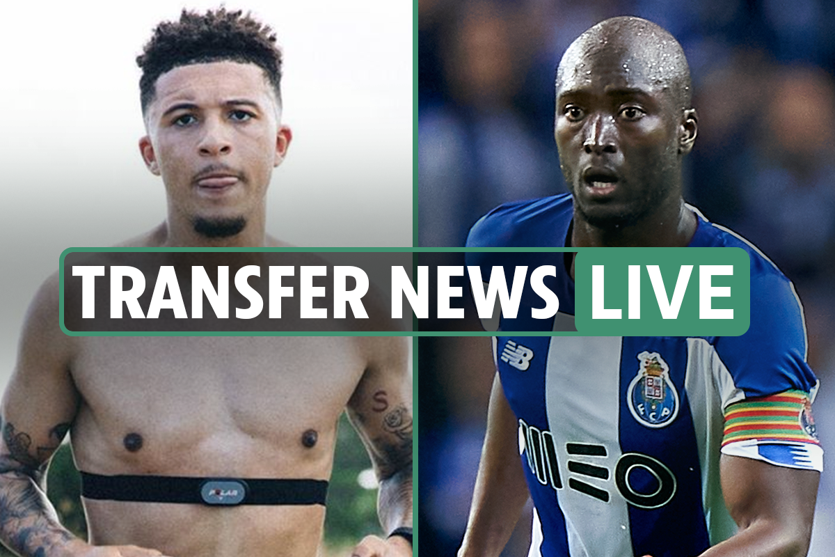 Transfer news LIVE: Man City £300m spree, Spurs, Liverpool, Everton, Juventus, Madrid – LATEST rumours and gossip