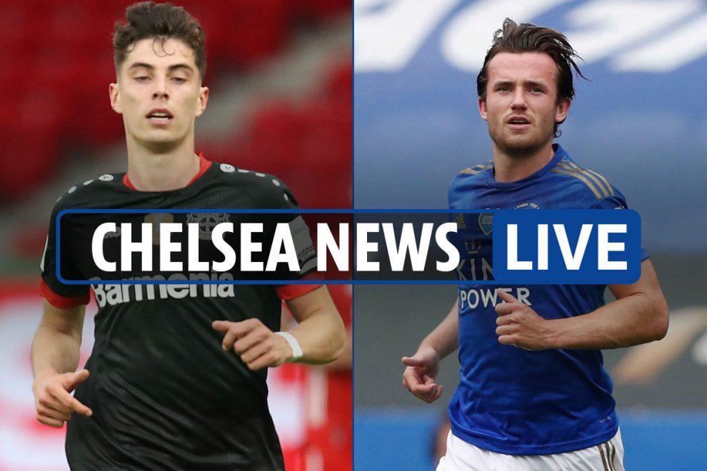 5.15pm Chelsea transfer news LIVE: Chilwell BREAKTHROUGH, Kai Havertz close, Reguilon advanced talks, Benrahma boost