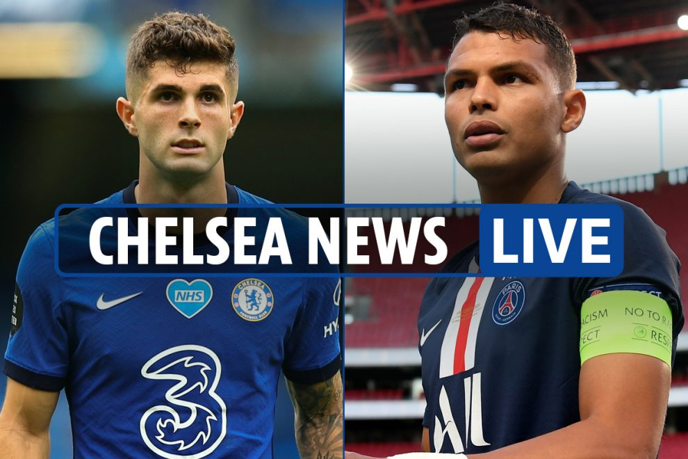 8am Chelsea transfer news LIVE: Sarr DONE DEAL, eight players in quarantine, Thiago Silva medical, Chilwell SIGNS