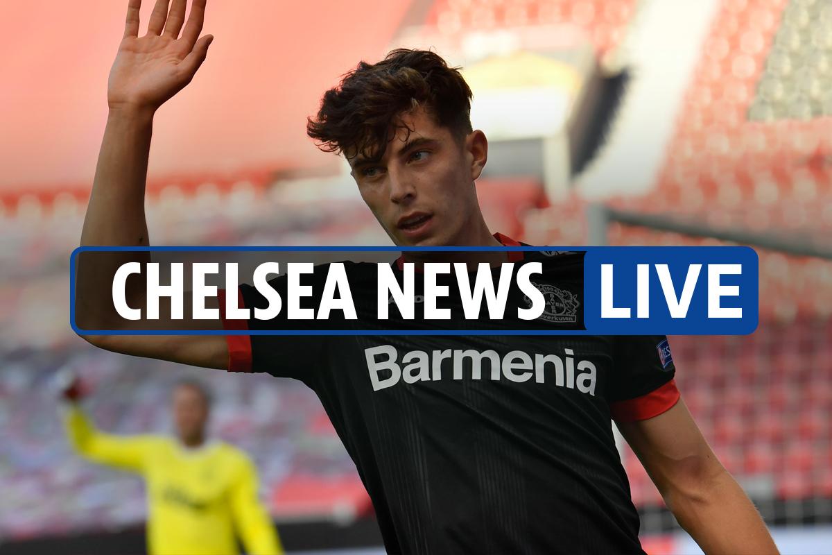 9am Chelsea transfer news LIVE: Kai Havertz £90m 'AGREED', Thiago Silva 'DONE DEAL', Chilwell LATEST, Tomori to Everton