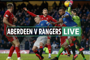 Aberdeen vs Rangers LIVE SCORE: Kent bags first goal of new season – stream, TV, Scottish Premiership latest updates